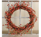 KP Creek Gifts - *Bittersweet Wreath, 20""