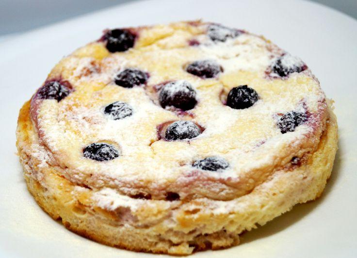диетические рецепты пирога с вишней