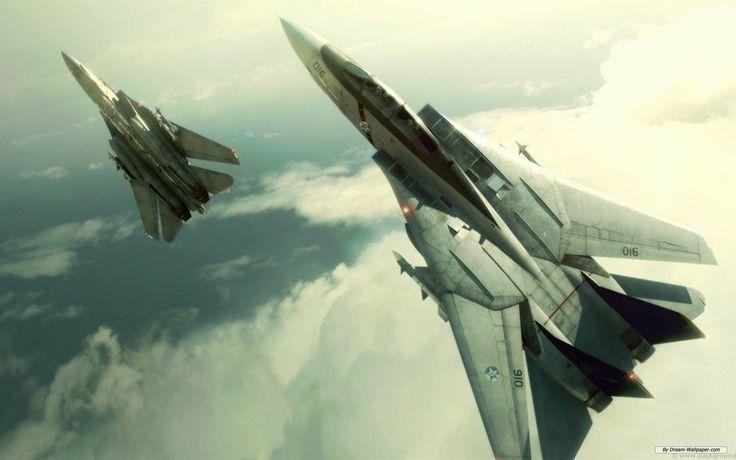 Ace Combat Assault Horizon Wallpaper - WallpaperSafari