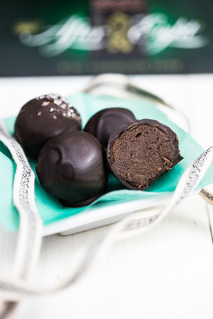 Mint truffles - Mátové lanýže