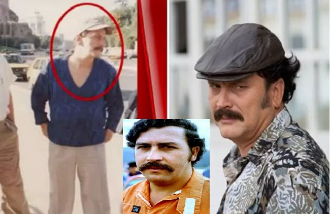 12 Notorious Friends of Pablo Escobar and their looks in real life (With Pictures)