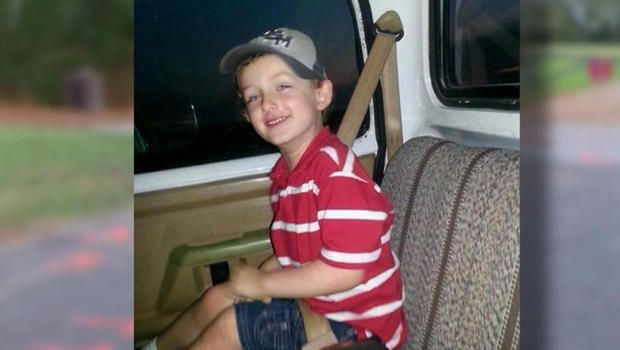 6-year-old boy shot to death, father wounded after chase Tuesday in the central Louisiana town of Marksville
