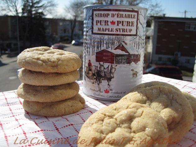 biscuits au sirop d'érable 1w