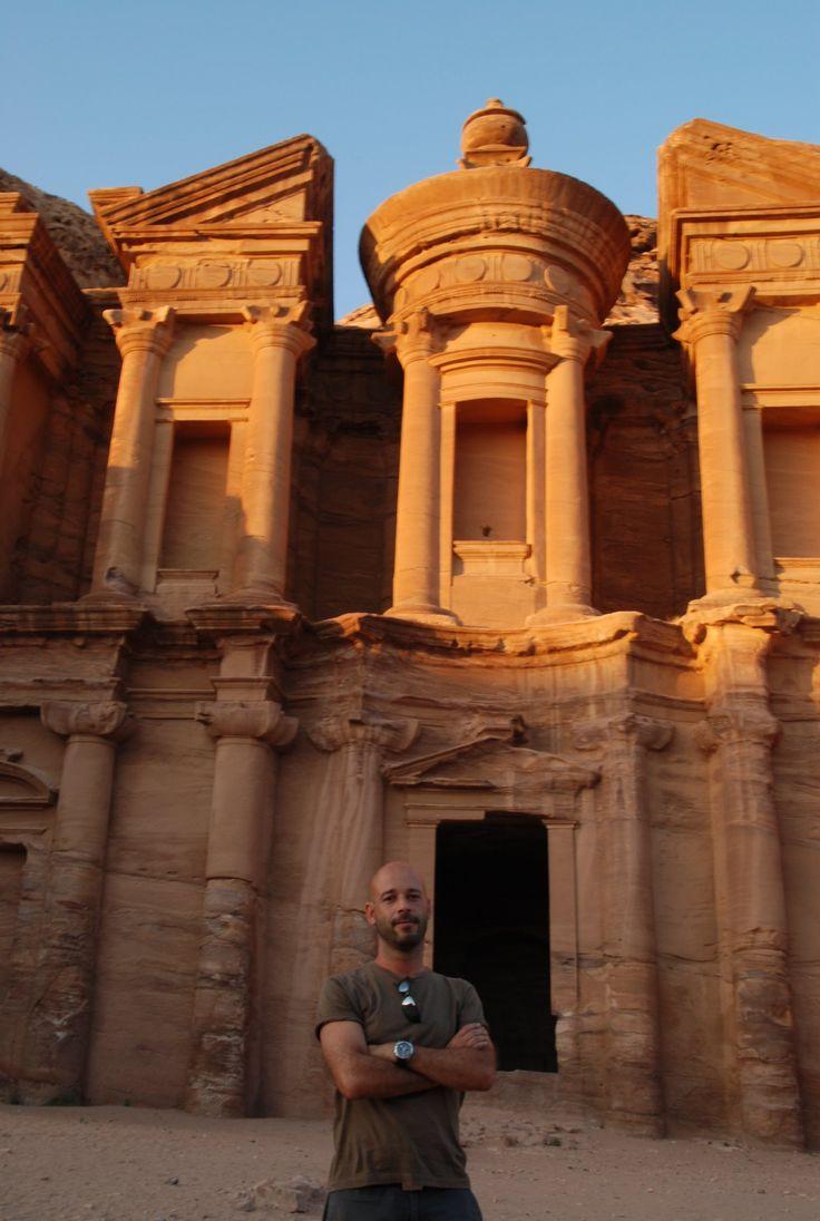 Petra'10, Jordan