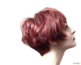 Taglio capelli corti Moda21 parrucchieri