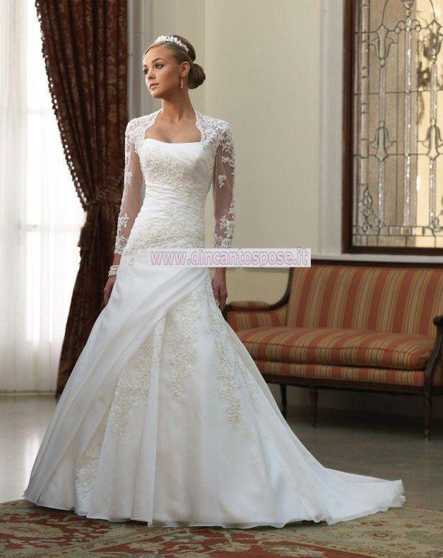 Vestiti da sposa poco costosi