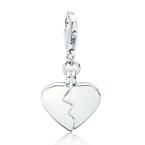 Mendable Hearts Charm