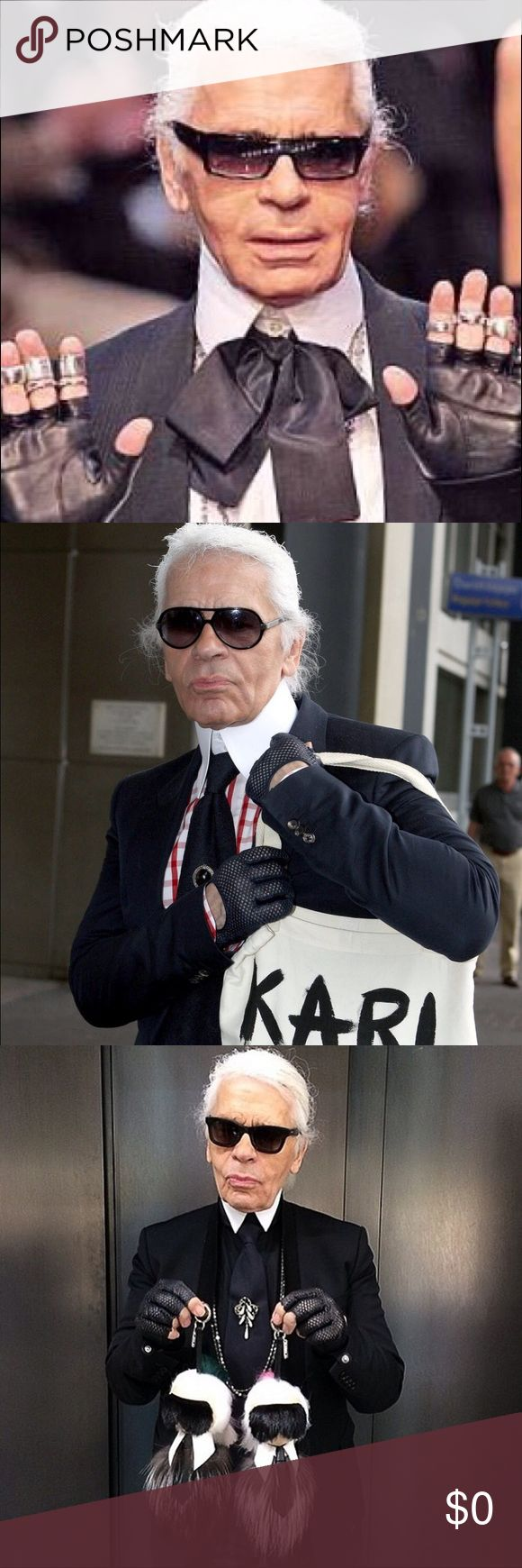 Karl Largerfeld born in German, fashion designer Karl was born in Hamburg Germany  in Born September 10 in 1933,Artist, photographer,Head Fashion designer of Feni and Chanel, He is based in Paris France  He is creative director for Chanel and Fedi, Another of my favorite Designer is Alexander McQueen his death in February 11, 2010 He died 9 days after his Mother died from Cancer, Now his right hand lady Sarah Burton who is now designers or McQueen, she also made the wedding Gown for Kate…