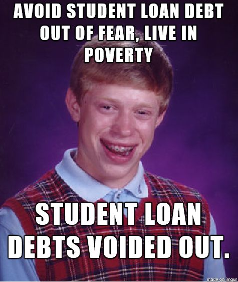 bad luck brian of 2021