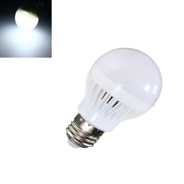 E27 5w Sound Sensor Light Control 5730 Smd Led Lamp Bulb White 220v Led Light Bulbs From Lights Lighting On Banggood Com Light Sensor Motion Sensor Lights Bulb