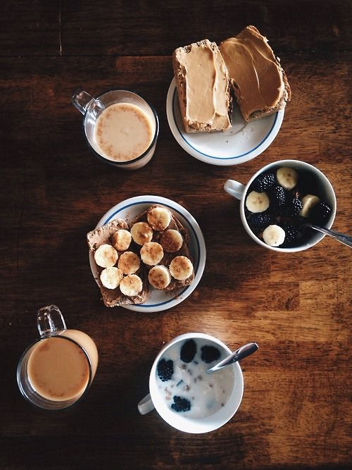 the-foxes-burrow:  Lovely breakfast with oregon-dreaming the other day.