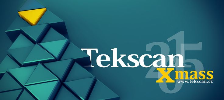 Xmass by TEKSCAN EUROPE ( T-SCAN)