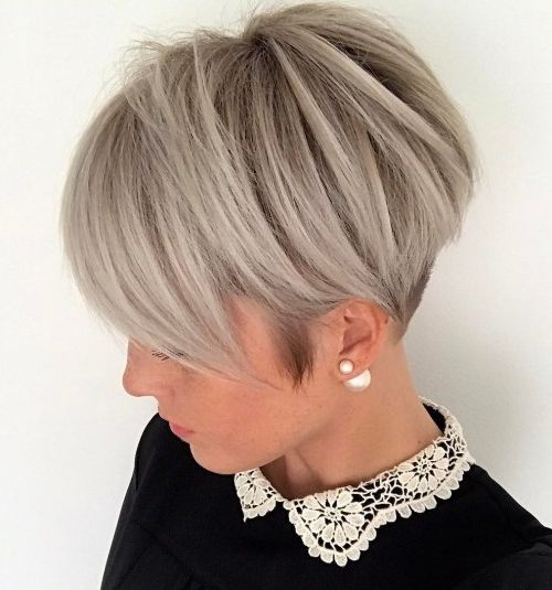 50 Thoughts-Blowing Easy Brief Hairstyles for Positive Hair 2019