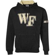 Wake Forest Demon Deacons Black Classic Pullover Hoody Sweatshirt