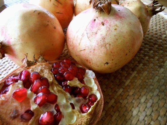 pomegrade jam, recipe