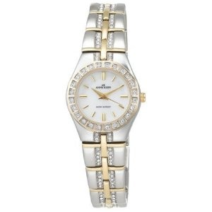 Click on the image for more details! - AK Anne Klein Women's 10-7977MPTT Swarovski Crystal Accented Two-Tone Watch (Watch): 107977Mptt, And Anne, Swarovski Crystals, Accented Two Tone, Anne Klein, 10 7977Mptt Swarovski