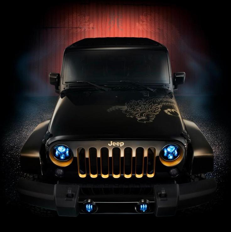 Facebook: https://www.facebook.com/JeepCanada  Twitter: https://twitter.com/jeepcanada  Website: http://www.jeep.ca        Dragon edition China only