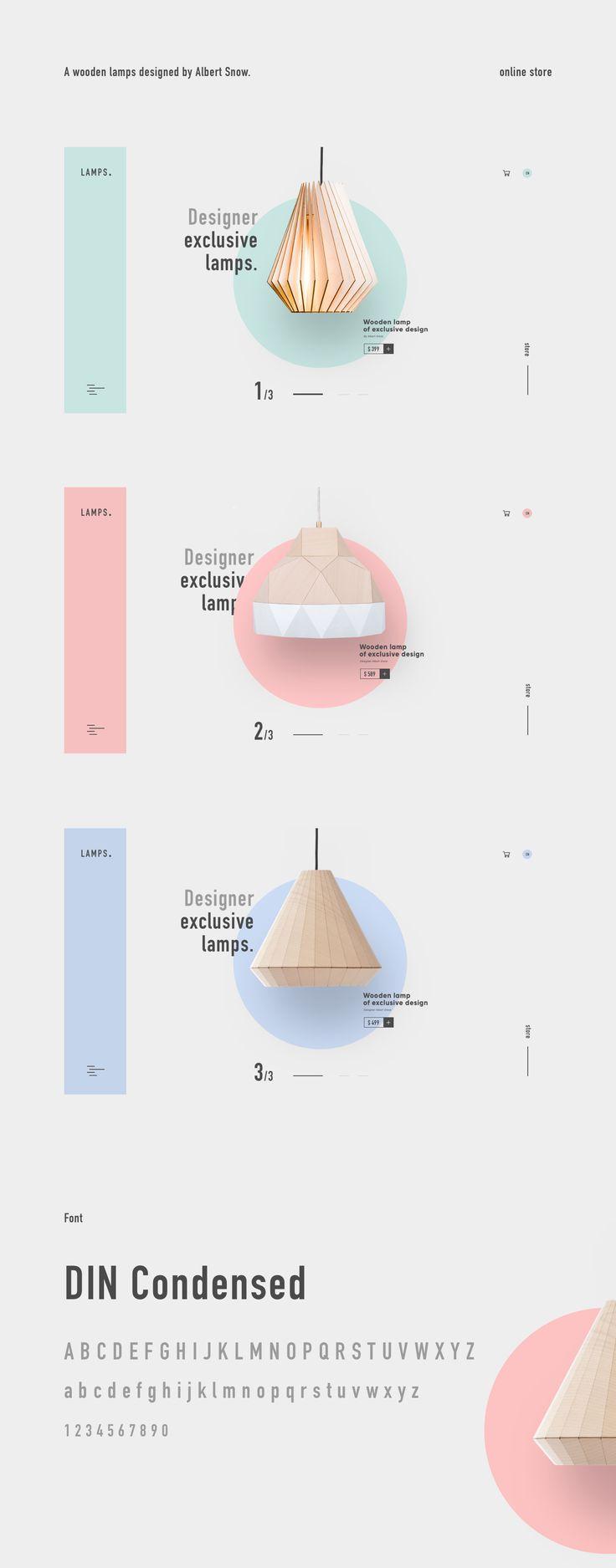 """다음 @Behance 프로젝트 확인: """"LAMPS."""" https://www.behance.net/gallery/61844547/LAMPS"""