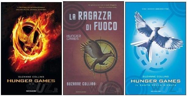 """Altra trilogia che ho letteralmente divorato! Il migliore secondo me, il secondo, """"La ragazza di fuoco"""""""