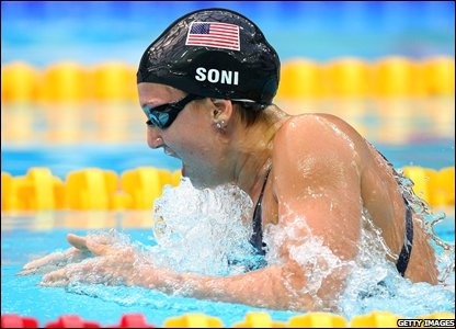 one of the most exciting races of the 2012 olympics was the final of the 200 meter breaststroke in that event american rebecca soni emerged to break the