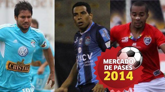 Mercado de fichajes de Perú: altas, bajas y rumores del fútbol peruano. #depor