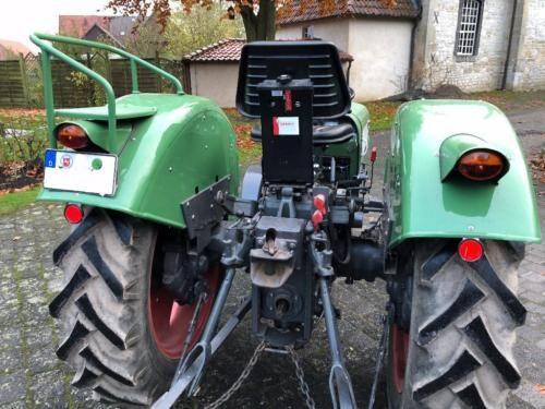 Verkauft wird ein Farmer 2 aus Baujahr 1966. Original Brief vorhanden. Tüv noch bis 04.2018 Wir...,Fendt Farmer 2 FW 139 in Niedersachsen - Sehnde