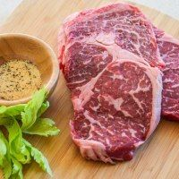 http://www.livestrong.com/article/438651-how-to-cook-ribeye-steak-in-a-pressure-cooker/