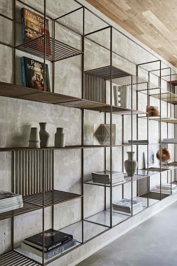 Best 25 etagere metal ideas on pinterest bibliotheque design etagere en m - Etagere metal design ...