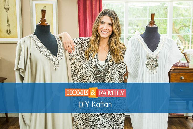 453 best home family diy crafts images on pinterest hallmark do it yourself kaftan diy fashion expert orlyshani shares an easy kaftan tutorial that solutioingenieria Image collections