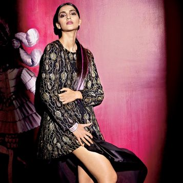 Sonam Kapoor in Femina India January 2015 Issue