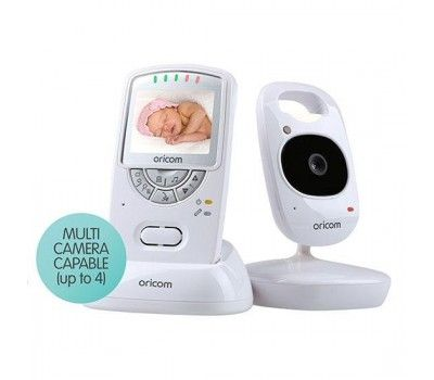 Oricom Video Monitor SC710 - Highchairs, Feeding, Bottles | The One Stop Baby Shop | Baby Bunting