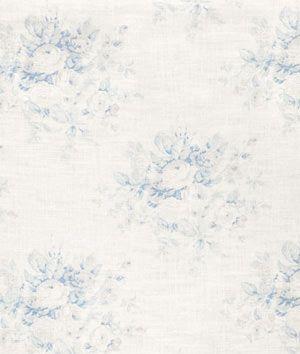 Ralph Lauren Wainscott Floral Chambray Fabric - $128.05 | onlinefabricstore.net