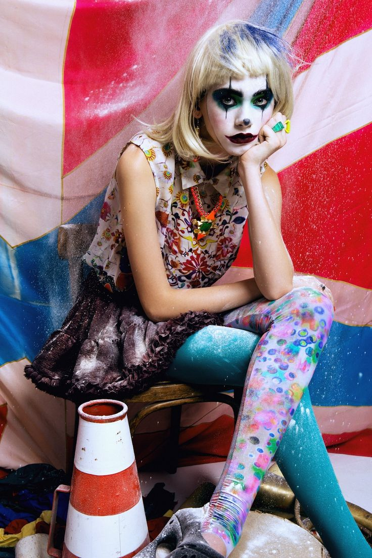 Sasha for Sicky Magazine by Sergey Sheluhin.