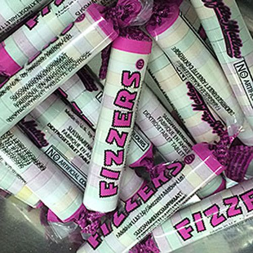 Fizzers - An iconic little packet filled with childhood memories. Click to buy online.