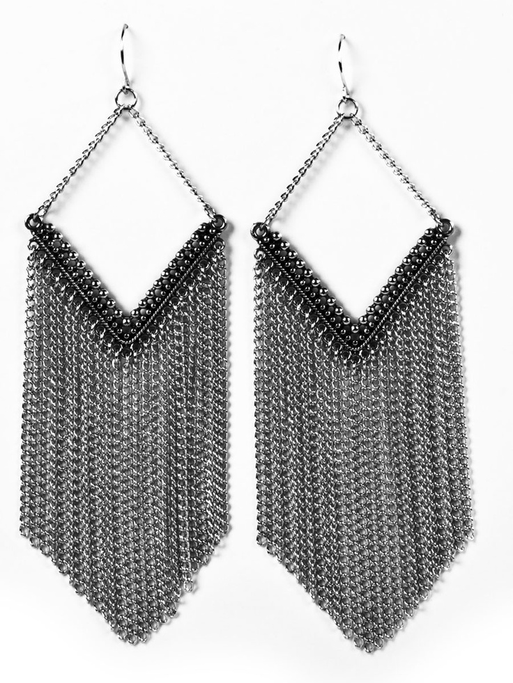 Jules smith Gypsy Fringe Earrings, jules smith earrings, jules smith jewelry