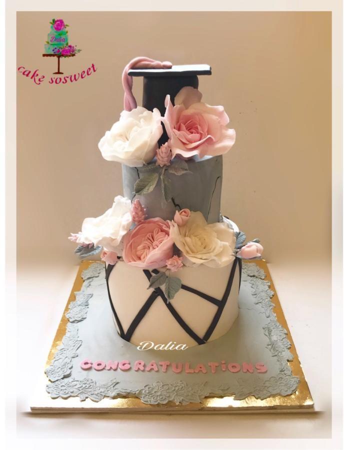 Cake Sosweet By Dalia Graduation Cakes Cake Baby Cake