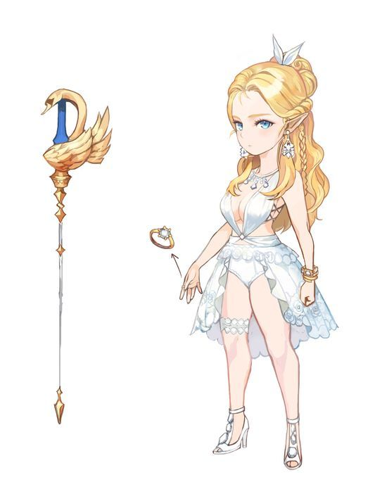 seven knights artbook - Google Search