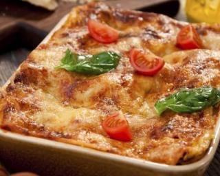 Lasagnes à la bolognaise minceur