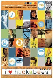 I Heart Huckabees Poster year 2004. Mark Wahlberg played Tommy Corn.