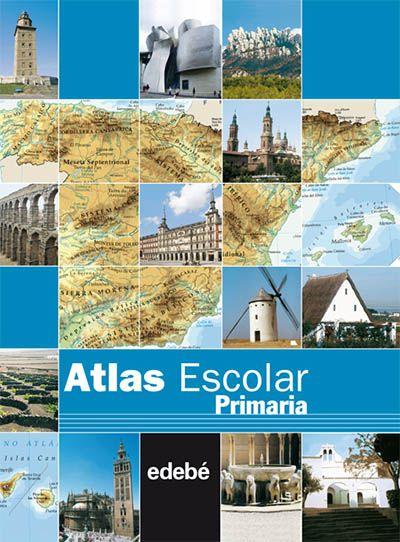 Atlas escolar primaria, £11.25