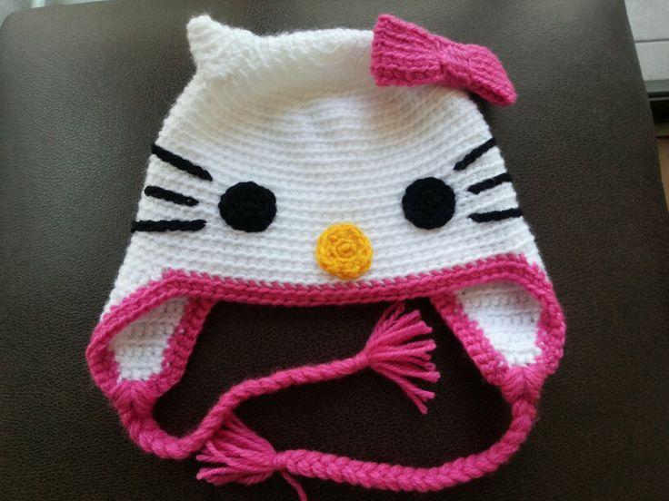 Hello Kitty para bebe!!!!....lindo modelo!!!