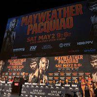 Floyd Mayweather-Manny Pacquiao 2015: horario, TV y cuándo es la pelea