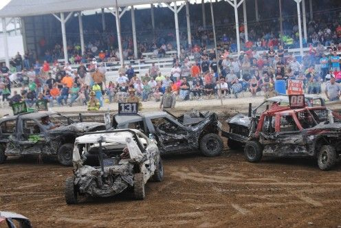 Demolition Derby Event