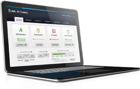 AVG PC TuneUp | Registry Cleaner, File Recovery, Internet Accelerator