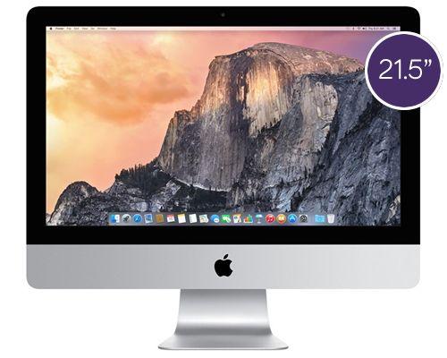 iMac 21.5″ – 2.9GHz Processor, 1TB Storage