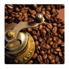 Kávészemek falikép