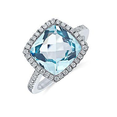 ALO diamonds Claire ring