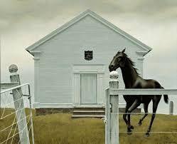 alex colville horse - Google Search
