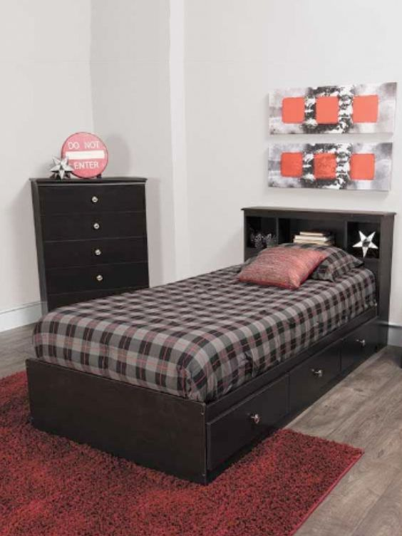 complete zach bedroom by south shore industries is now available at american furniture warehouse