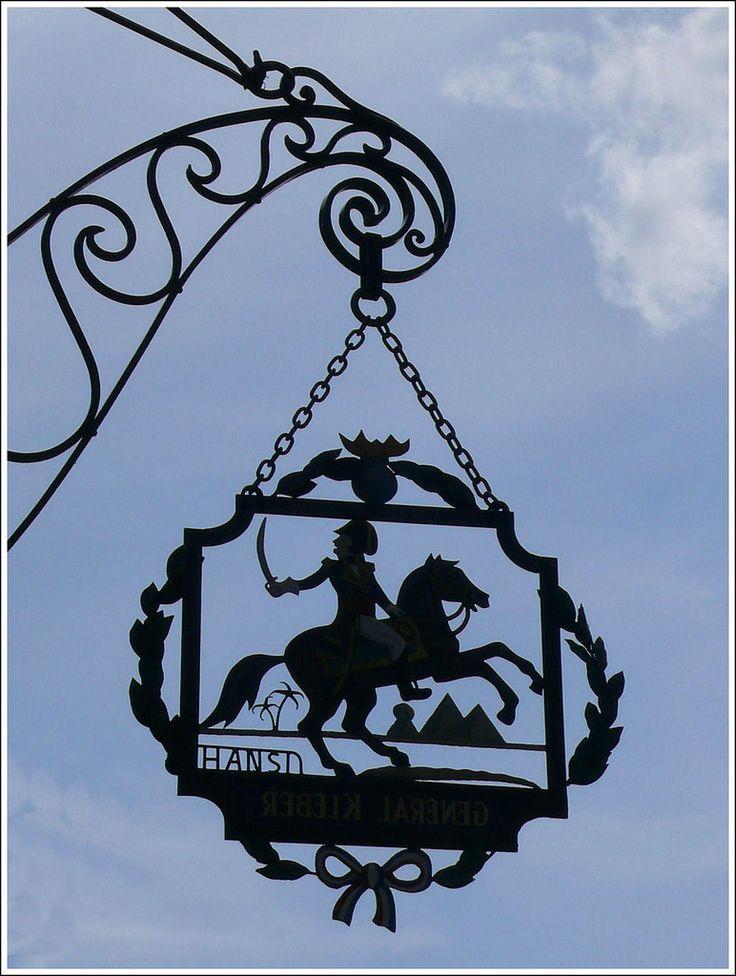 shop sign Colmar, France | by MoWestein1